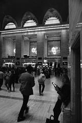 Grand Central Terminal (uwbadbadger1985) Tags: train terminal metronorth grandcentralterminal sonya5100