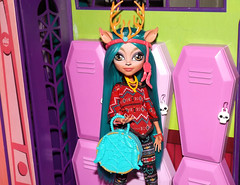 That I woke up feeling this way (meike__1995) Tags: monster high doll mattel isi 2016 dawndancer