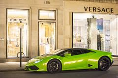 Versace (David Clemente Photography) Tags: huracan lamborghini carsoflondon supercarsoflondon lamborghinihuracan huracanlp6104