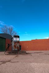 Bomba (Luke's Freebies) Tags: santafe abandoned argentina pentax hdr k20d fueldispenser smcpentaxdal1855mmf3556