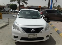 Nissan - Sunny - 2014  (saudi-top-cars) Tags: