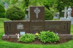 Forever #1 (JMS2) Tags: cemetery grave headstone tomb burial manager billymartin nyyankees