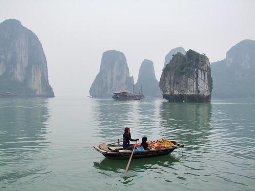 baie halong - vietnam 7