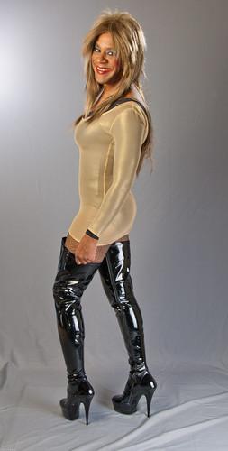 Dazzling In Gold & Black!