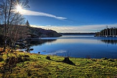 Storevik, Norway (Vest der ute) Tags: sea sun seascape beach norway reflections landscape rogaland sunstar fav25 g7x ryksund