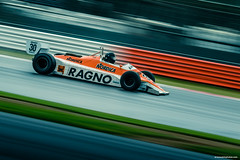 1982 Arrows A4 F1 car (@turnfive | brianwalshphotos.com) Tags: canon july f1 historic retro silverstone formulaone arrows panning formula1 motorsport 2015 silverstoneclassic