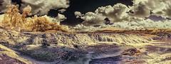 Tinto river. Spain (mabello_10) Tags: ir spain nikon d70 tinto 720nm
