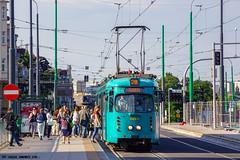 Duewag O #903 (ukasz Janowicz) Tags: duewago 903 zweirichtung pozna mpkpozna tramwaj tram strassenbahn linia28 linie28