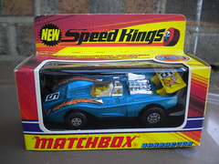 Vintage Matchbox Toys Speed Kings K51 Barracuda Boxed 1970's Retro Toy (beetle2001cybergreen) Tags: speed vintage toy toys retro kings 1970s boxed barracuda matchbox diecast k51 speedkings