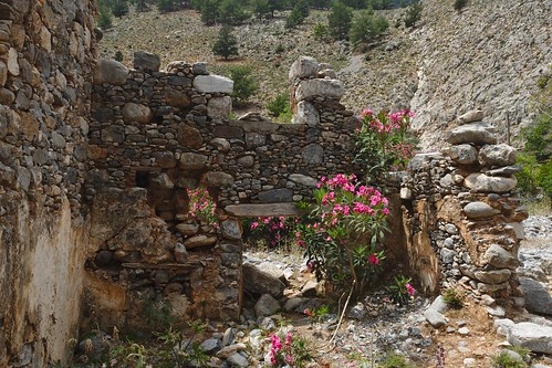 Old village of Agia Roumelli
