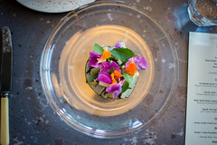 1st Course: Humboldt Squid (The Cereal Eater) Tags: vancouver britishcolumbia popup 2016 elementa latab joshblumenthal krisbarnholden colablatab