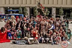 IMG_8468 (theprefightdonut) Tags: march zombie walker brains demon undead zombiewalk zombiemarch evilnurse theprefightdonut