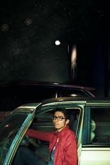 Un lugar extraño (Fcadena90) Tags: street boy portrait urban man cute car fashion mexico outfit nikon solitude surrealism young style lonely manstyle