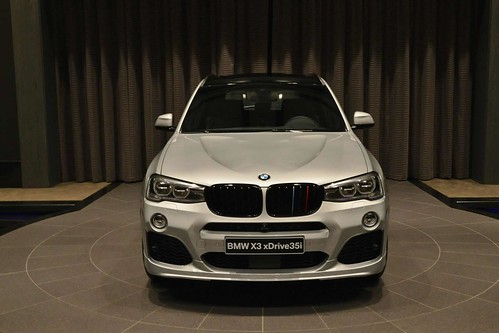 BMW X3 xDrive35i M Performance