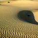 Deserted Arabian desert