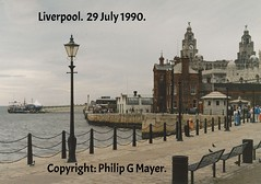 Do you remember? (philipgmayer - Thanks for a lot of views.) Tags: camera liverpool zenit 1990 mersey pierhead albertdock zenith