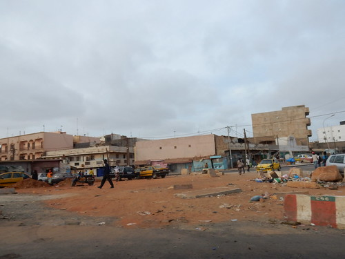 Street of Dakar - Sénégal