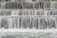 waterfall (fabrizio daminelli ) Tags: italy water canon landscape italia places tamron acqua lombardia paesaggio lombardy cascata luogo monzabrianza portodadda cornatedadda fabriziodaminelli centraleidroelettricabertini
