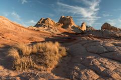 Sunset at White Pocket, Arizona (kellykhorne) Tags: arizona rock landscape outdoor page kanab antelopecanyon rockformation whitepockets