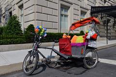 Fifth Avenue Ride (Eddie C3) Tags: newyorkcity manhattan fifthavenue streetscenes uppereastside museummile