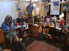 Josefina Fine Knits (beppesabatini) Tags: california richmond bayarea artsandcrafts kpfa craftsfair artsfair cranewaypavilion 941kpfa 2ndannualkpfasummerartsfair2016 kpfasummerartsfair