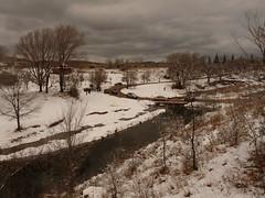 Y LLEGO LA NIEVE (su-sa-ni-ta) Tags: camino nieve cordoba invierno junio lacumbrecita valledecalamuchita