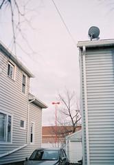 (joelbrendenphotography) Tags: ny shopping 50mm buffalo suburban kodak rangefinder target suburbs portra xenon schneider retina wny rustbelt 160 f20 portra160 iiic northbuffalo