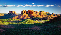 500 Cathedral Rock Paint (The_Little_GSP) Tags: sunset red arizona southwest landscape nikon rocks sedona cathedralrock