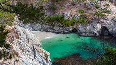 China Cove at Point Lobos (jrodphoto305) Tags: california statepark sea water unitedstates cove theunitedstatesofamerica pointlobos carmelbythesea
