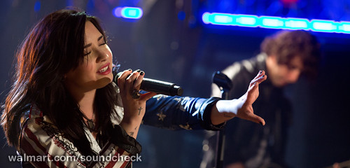 Demi Lovato Performs Songs from New Albu by Lunchbox LP, on Flickr
