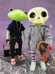 vivid (Jimmy Trickle has gone to ipernity :P) Tags: skater punks studiouoo wonderfrog lampenico