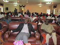 South Sudan security conference (Sudan Tribune) Tags: southsudan security bor spla jonglei