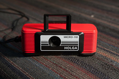 HOLGA Micro 110 (McFarlaneImaging) Tags: camera holga lomography 110 collection cartridge cameraportraits