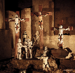 The Passion of the trooper .08 (Image-Maison) Tags: toy toys star stormtroopers stormtrooper wars