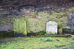 Headstones (D_Alexander) Tags: uk england cemeteries london graveyards headstones wapping eastlondon towerhamlets