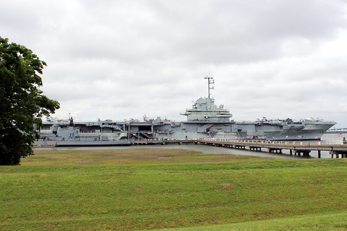 Mount Plesant: Patriots Point - USS Yorktown