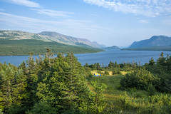 Gros Morne Backcountry Camping, Trout River (Newfoundland and Labrador Tourism) Tags: camping tourism newfoundland labrador parks grosmornenationalpark newfoundlandandlabrador newfoundlandandlabradortourism