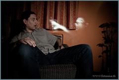 Kísértetek márpedig vannak! (gyarmatipetya photos) Tags: petya portré szellem kísértet