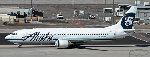 Alaska Airlines Boeing 737-490 N708AS S/N:28895 L/N:3098