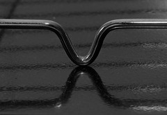 Lines and Curves (sjnewton) Tags: uk england bw macro reflection london lines june contrast mono nikon curves d600 105mmf28dmicro linesandcurves 2013