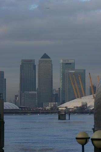 London - Thames Barrier
