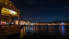 Muttrah at Night, Muscat (josema) Tags: oman muscat omn matrah mascate nex6 sel1018