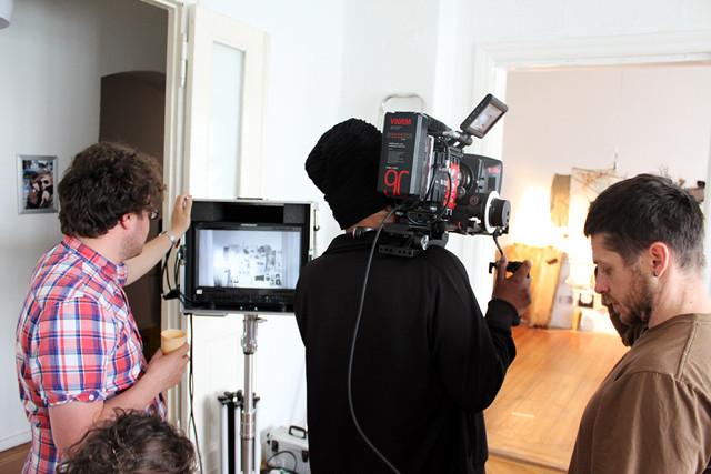 Der Katalog - JULIAHEUSE AW13/14 - Behind the scenes