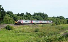 220016 (R~P~M) Tags: uk greatbritain england train unitedkingdom northamptonshire railway crosscountry voyager northants 220 aynho dmu multipleunit dbarriva