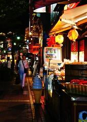 Yokohama Chinatown street (kana hata) Tags: signs shopping tokyo neon chinatown market sony clothes nippon yokohama