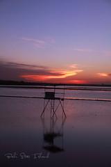 Bali Benoa Fishing Spot (Bewish Bali) Tags: sunset bali panorama island fishing travels holidays spot trips vacations