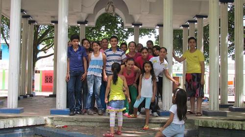 Escuela Natural Itinerante  2013. Fortul - Arauca