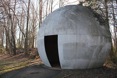 Great Falls Nike Park (alykat) Tags: sphere dome greatfallsva t2i canonefs18135mmf3556is greatfallsnikepark