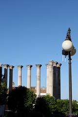 Templo Romano 02 (alamez) Tags: city espaa spain ciudad crdoba canoneos500d