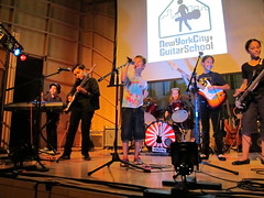 IMG_4348 (NYC Guitar School) Tags: nyc guitar school performance rock teen kids music 81513 summer camp engelman hall baruch gothamist plasticarmygirl samoajodha samoa jodha
